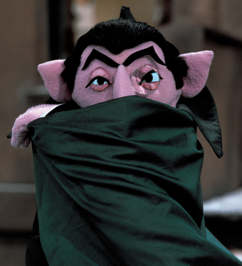 Is The Count On Sesame Street A Vampire Muppet Wiki Fandom