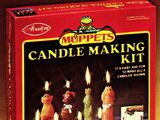 Muppets Candle Making Kit