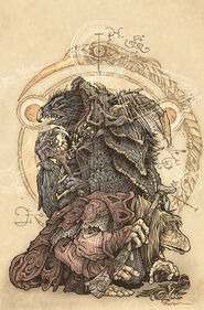 Beneath the Dark Crystal 03 cover David Petersen