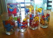 Cagle glassware 1