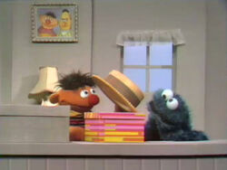 Cookie Ernie hat boxes