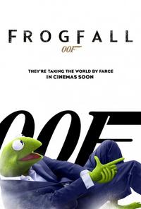Frog fall