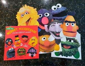 MuppetMasquerade3LP1978