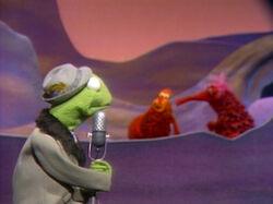 Reporter Kermit Valentine Show