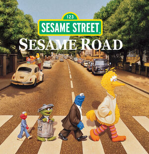 Sesame Road (CD)