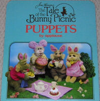 Tale of the Bunny Picnic PUPPETS