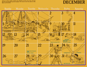 1979 Sesame Calendar Muppet Wiki Fandom Powered By Wikia
