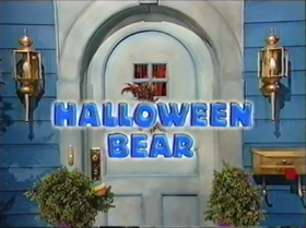 305 halloween bear