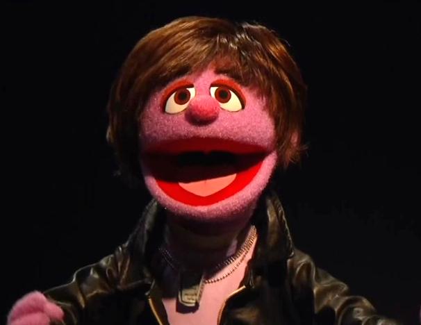 Justin bieber muppet