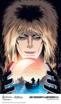 Labyrinth ongoing comic 01 Rebekah Isaacs