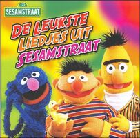 De Leukste Liedjes uit Sesamstraat