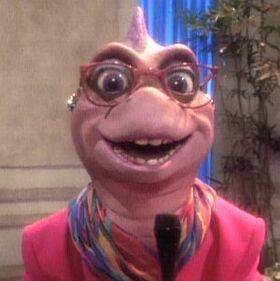 Sally-dinosaur