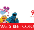Sesame Street Colours