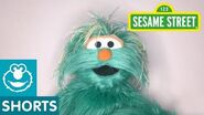 Sesame Street Learn to Belly Breathe with Rosita CaringForEachOther