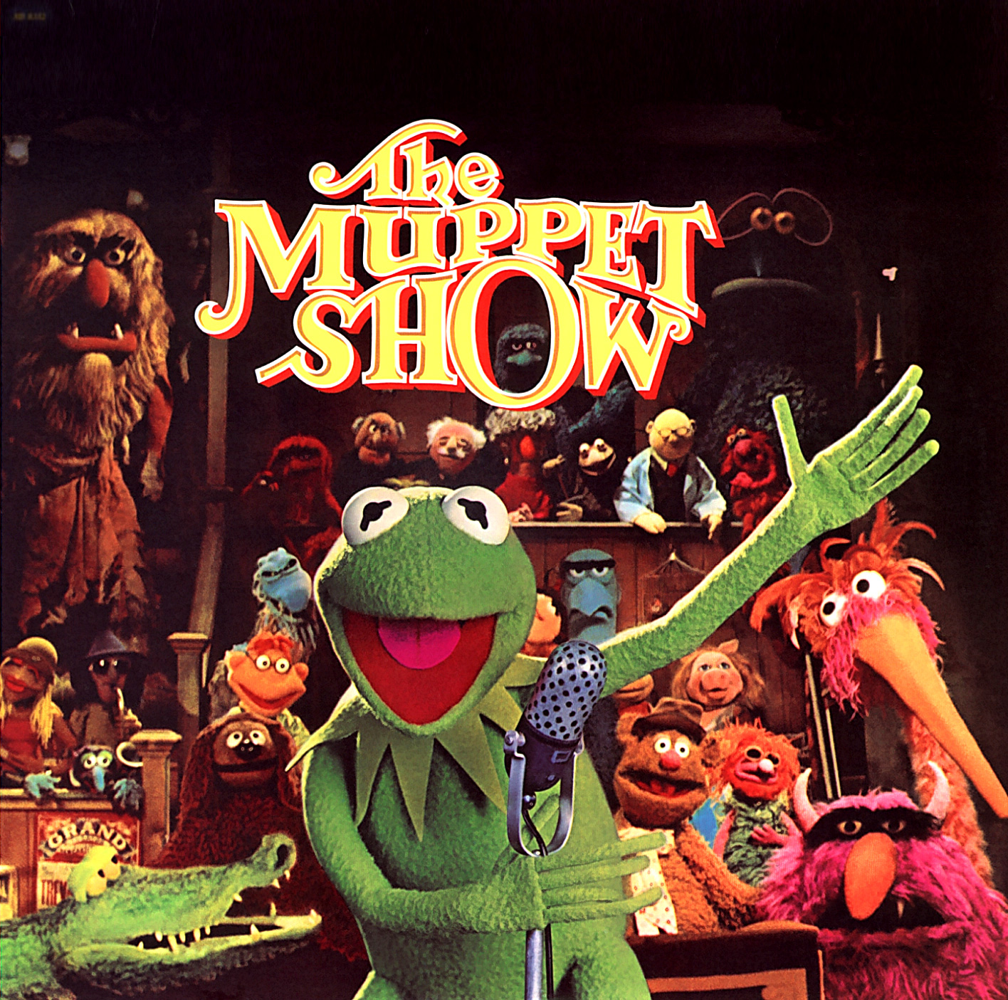 Image result for cast of the muppet show