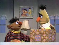 ErnieBert--Bert'sPresent