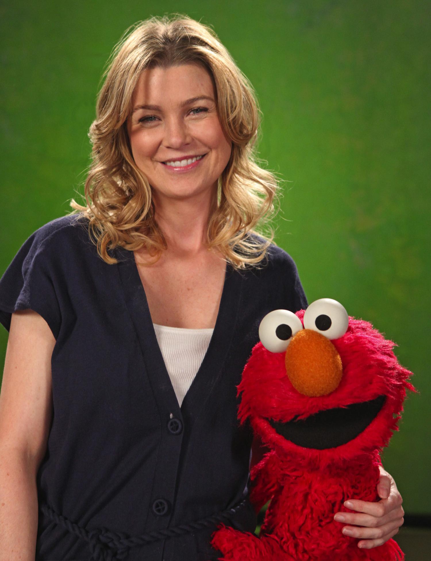 Ellen Pompeo | Muppet Wiki | FANDOM powered by Wikia