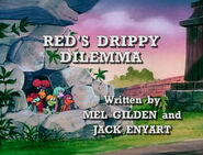 Redsdrippydilemma