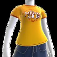 Xbox - muppet show tee ladies