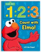 1, 2, 3, Count with Elmo!