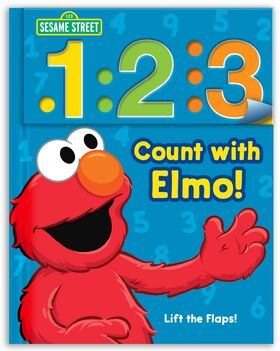 123 count with elmo 1
