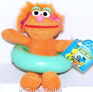 Applause zoe bath plush