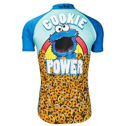 Brainstorm jersey Cookie Monster rear