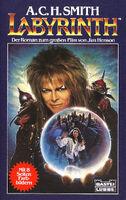 Labyrinth-DerRomanZumGroßenFilmVonJimHenson-(Bastei)