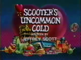 Scooter's Uncommon Cold