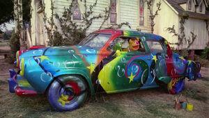 Studebaker painted