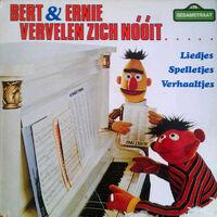 Bert en Ernie Vervelen Zich Nooit...