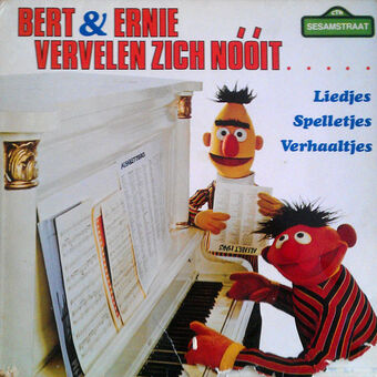 Bert En Ernie Vervelen Zich Nooit Muppet Wiki Fandom