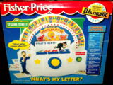 What's My Letter? (game)