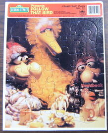 Follow that bird dodos puzzle