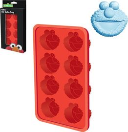 Ice cube tray elmo