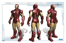 Iron man 2-suit