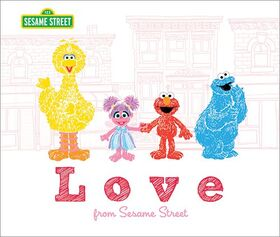 Love from sesame st