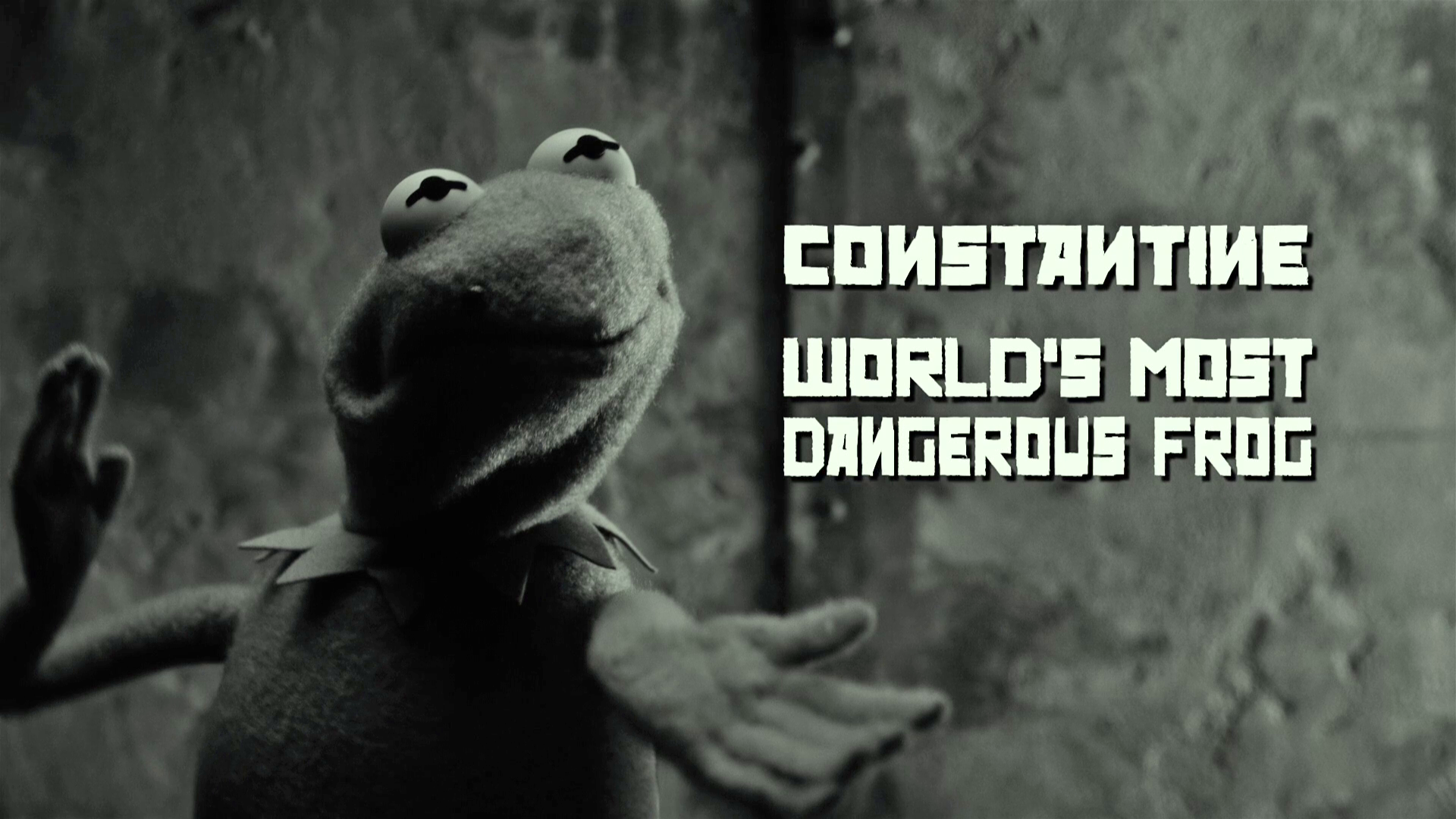 Constantine Muppet Wiki Fandom Powered By Wikia
