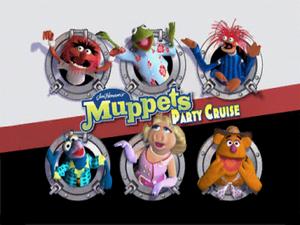 PartyCruise-TitleScreen