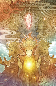 Power of the Dark Crystal 10 Sana Takeda cover textless