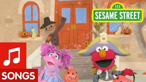 Sesame Street song Hello Halloween