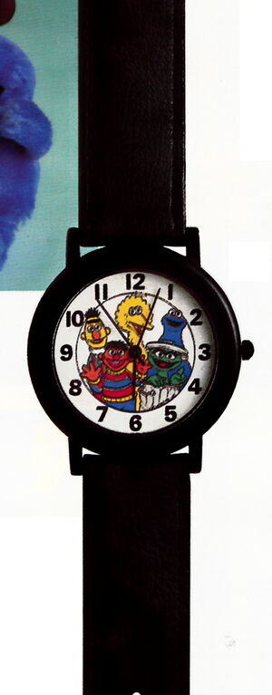 Sesame catalog summer 1990 watch exclusive