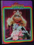 Stuart hall 1979 notebook piggy beauty