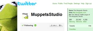 Twitter-MuppetsStudio