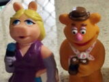Muppets from Space finger puppets (Hungry Jacks)