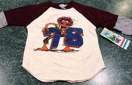 Billy the kid 1981 animal sweatshirt 1