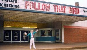 Caroll Spinney Follow That Bird screening