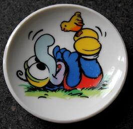 Enesco 1983 muppet babies tea set 4