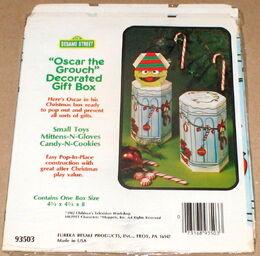Eureka 1982 oscar gift box 1