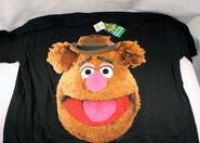 Kermit collection t-shirt fozzie 1991 a